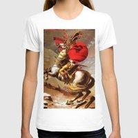 napoleon T-shirts featuring Napoleon by Marko Köppe