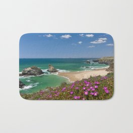 A West Coast beach, the Alentejo, Portugal Bath Mat