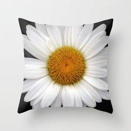 Daisy Pom Throw Pillow