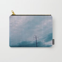 Swing Life Away From The Telephone Wire Carry-All Pouch