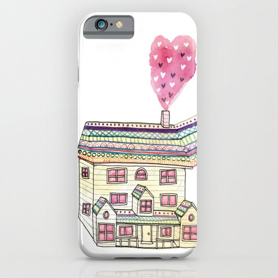 Dream Home iPhone & iPod Case