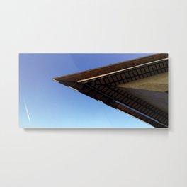Blue Sky Project - Pamplona Metal Print