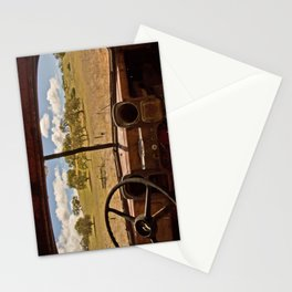 View Of Yesterday Stationery Cards