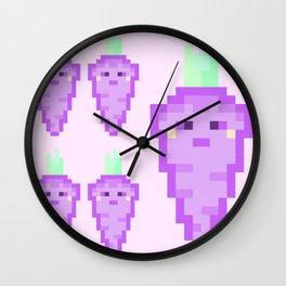 Sati #2 Wall Clock