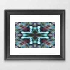 K-Scope Framed Art Print