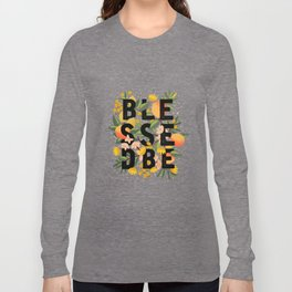 BLESSED BE LIGHT Long Sleeve T-shirt