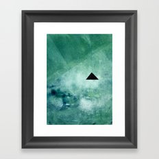 Functions of Time 3 Framed Art Print