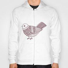 Retro Pigeon Hoody