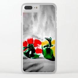 Capsicum Clear iPhone Case