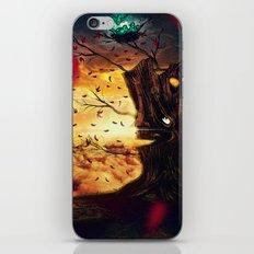 The Last Autumn iPhone & iPod Skin