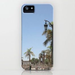 Temple of Luxor, no. 22 iPhone Case