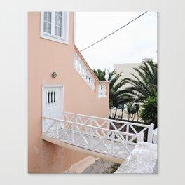 Fira, Santorini Canvas Print