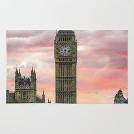 London Pink Rug