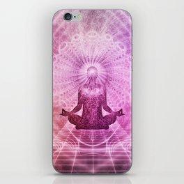 Meditation Zen iPhone Skin
