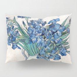 Irises II - Vincent Van Gogh Pillow Sham