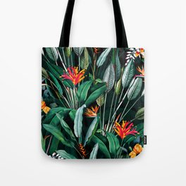 Midnight Garden V Tote Bag