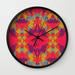 Arythmic Wall Clock