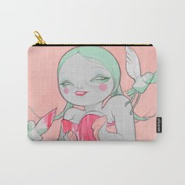 Flock Around Me Carry-All Pouch