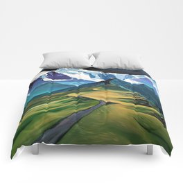 The Hike Comforters