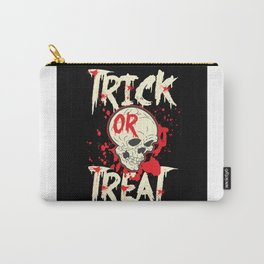 Happy Halloween trick or treat Carry-All Pouch