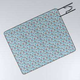 Star Spangled Sea Picnic Blanket