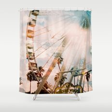 Coachella Shower Curtain