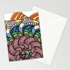 Egyptian Pterodactyl Dial Stationery Cards