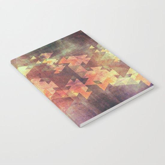 Rearrange the sky Notebook