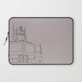 Optimus G1 clay Laptop Sleeve