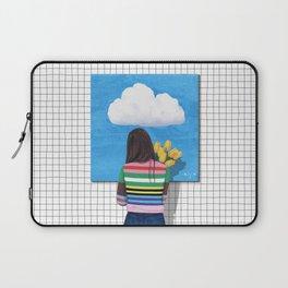 Spring Rain_ver1 Laptop Sleeve