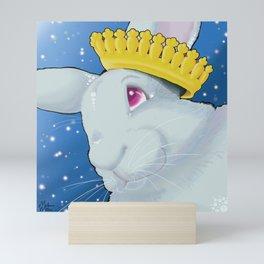 The Carrot King Mini Art Print