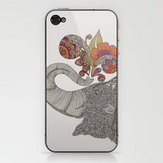 Shower of Joy iPhone & iPod Skin