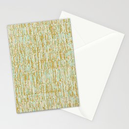 Matchsticks in Beach Hues Stationery Cards