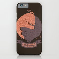 Let's Snuggle For The Holy Day Slim Case iPhone 6s