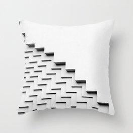 The Diagonal Throw Pillow