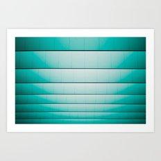 Panels Art Print