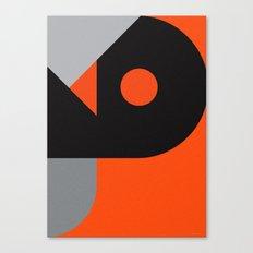 Letter P Canvas Print
