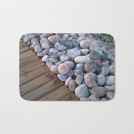 Wood&Stone Bath Mat