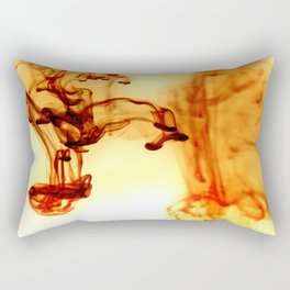 Dancing Ink, October Rectangular Pillow