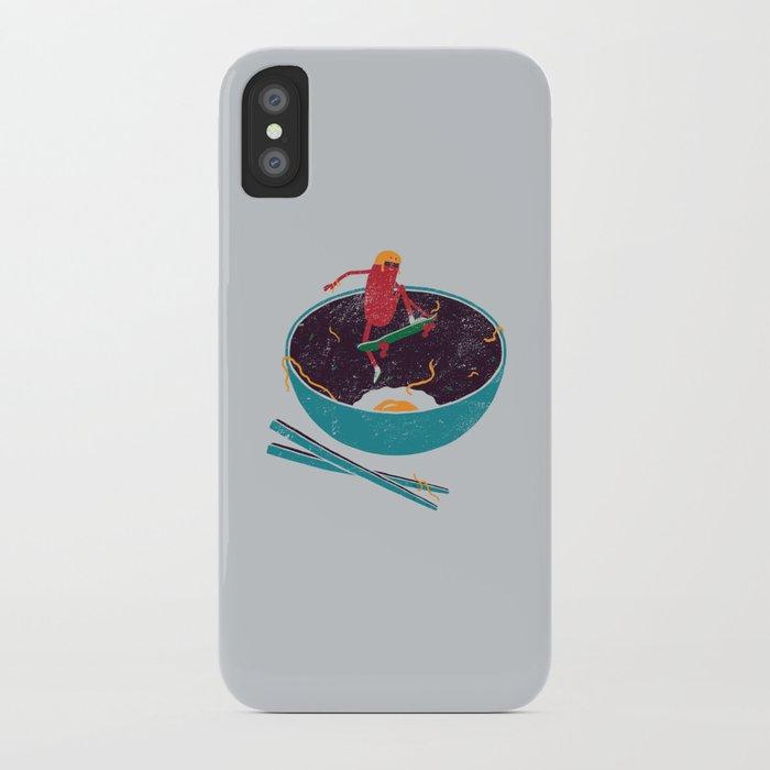X-Food iPhone Case