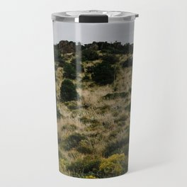 Hill of Green in Big Bend National Park, TX Travel Mug