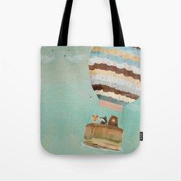 a little wondrous adventure Tote Bag