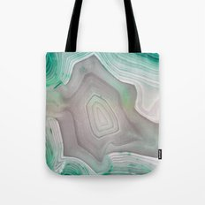 MINTY MINERAL Tote Bag