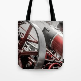 Miniature Traction Engine bywhacky Tote Bag
