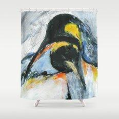 Penguins Shower Curtain