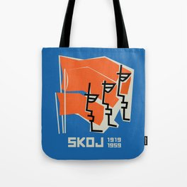 Glory to Yugoslavian design Tote Bag