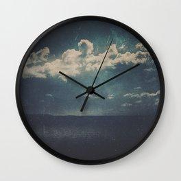 Dark Square Vol. 8 Wall Clock