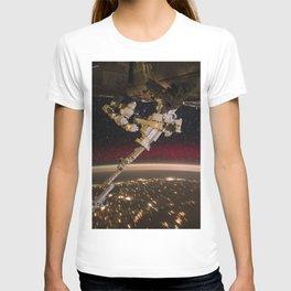 Aurora on Earth T-shirt