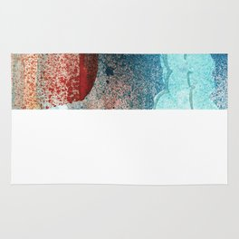 Silver Lining Sunset Rug