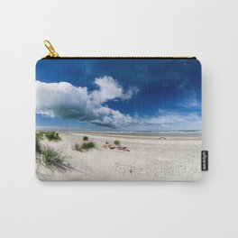 Grenen Beach Panorama Carry-All Pouch